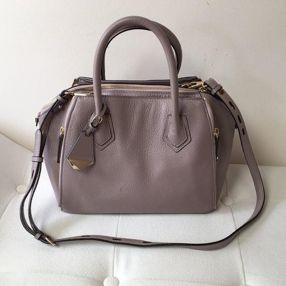 jpg Rebecca in mini tortora bags bags minkoff satchel Tortora 580x580 perry poshmark xwqwX6r18T